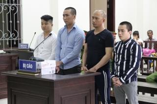 Mua bán ma tuý, 4 đối tượng lãnh án 75 năm tù