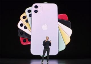Apple bán 10 triệu iPhone trong hai tháng