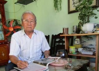 44 năm làm tổ trưởng tổ dân cư tự quản