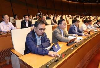 ILO đánh giá cao Bộ luật Lao động sửa đổi vừa được Quốc hội thông qua