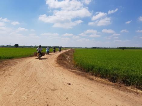 Tây Ninh vượt chỉ tiêu Nghị quyết về số xã đạt chuẩn