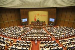 Quốc hội thông qua Luật Thư viện