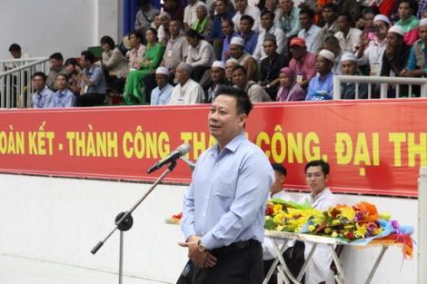 Văn nghệ - thể thao chào mừng Đại hội đại biểu các dân tộc thiểu số tỉnh Tây Ninh