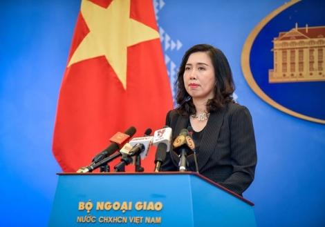 Theo dõi sát tình hình Hong Kong để bảo hộ công dân Việt