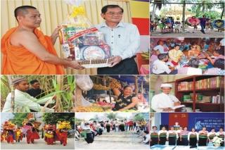 Hôm nay, khai mạc Đại hội các dân tộc thiểu số tỉnh Tây Ninh lần thứ III năm 2019