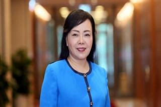 Quốc hội miễn nhiệm Bộ trưởng Bộ Y tế Nguyễn Thị Kim Tiến