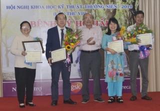 Hội nghị khoa học trong điều trị Hen và bệnh phổi tắc nghẽn mãn tính