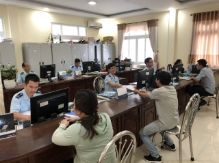 Cục Hải quan Tây Ninh: Thu ngân sách tăng mạnh