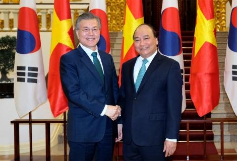 Đưa quan hệ Việt Nam – Hàn Quốc lên tầm cao mới