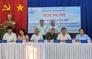 Giai đoạn 2018 - 2019, huyện Trảng Bàng tiết kiệm hơn 11.300.000 kWh điện