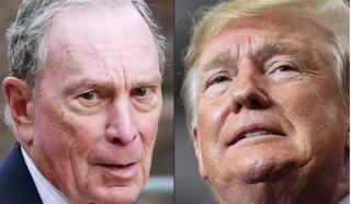 Giống Trump, tỷ phú Bloomberg sẽ từ chối lương tổng thống nếu thắng cử