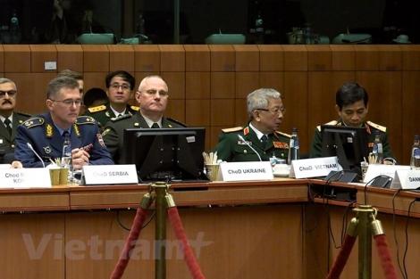 Việt Nam tiến hành Đối thoại Quốc phòng-An ninh với Liên minh châu Âu