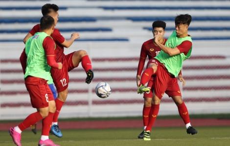 Việt Nam cất trụ cột ở trận ra quân SEA Games 30