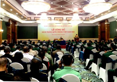 Việt Nam công bố Sách Trắng, sách ảnh Quốc phòng 2019
