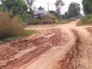 Hòa Thành: Đường Trần Phú và Nguyễn Chí Thanh tiếp tục hư hỏng