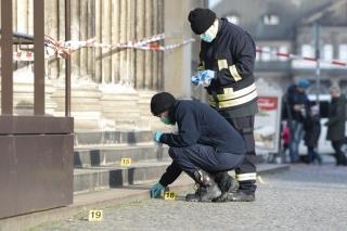 Bốn phút trộm 'cuỗm' kho báu tỷ đô ở Đức