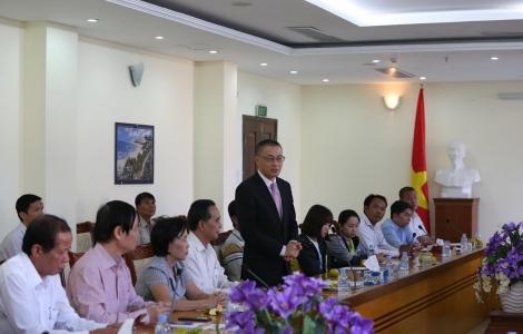 Ra mắt Quỹ phát triển nguồn nhân lực cộng đồng người Việt ở Campuchia