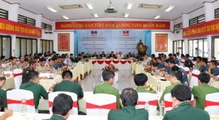 Tây Ninh: Ký kết hợp tác phòng, chống ma túy với 3 tỉnh Svay Rieng, Tboung Khmum và Prey Veng