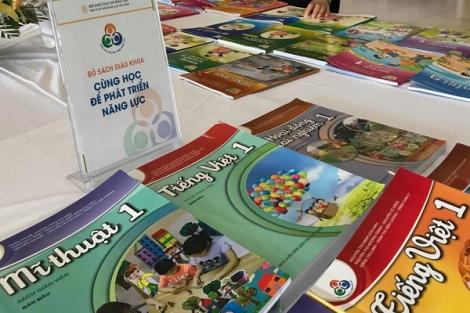 Sách giáo khoa và chương trình giáo dục phổ thông mới