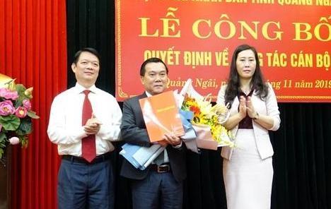 Ủy ban Thường vụ Quốc hội phê chuẩn nhân sự mới1