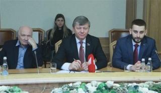 Tăng quan hệ hữu nghị truyền thống tốt đẹp với Đảng Cộng sản Nga