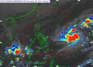 Bão Kammuri 'tấn công' Philippines ngày khai mạc SEA Games 30