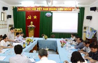 Bộ Nội vụ kiểm tra công tác quản lý nhà nước về thanh niên tại Tây Ninh