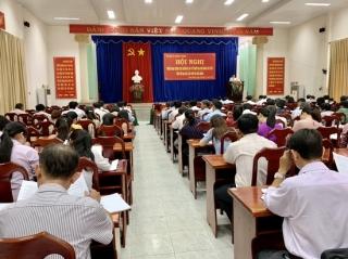 Triển khai công tác chuẩn bị và tổ chức Đại hội Đảng các cấp