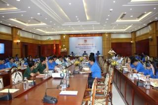 Giao ban công tác Đoàn và phong trào thanh thiếu nhi cụm Đông Nam bộ