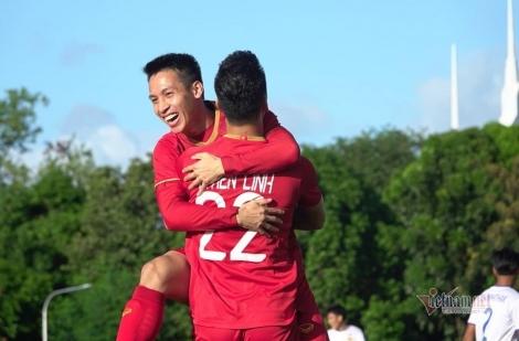 U22 Việt Nam đấu Indonesia: Quên Thái Lan, lấy vé bán kết SEA Games!