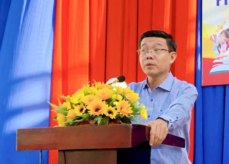 Tây Ninh: Phát động phong trào học tiếng Anh