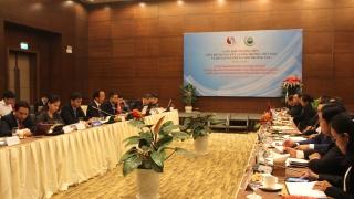 Việt Nam-Lào tăng cường hợp tác trong lĩnh vực tài nguyên và môi trường