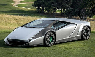 Kode 0 - chiếc Lamborghini Aventador của người Nhật