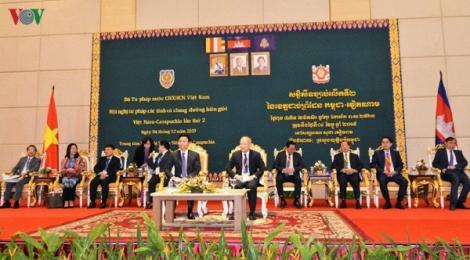 Hội nghị tư pháp các tỉnh biên giới Việt Nam-Campuchia