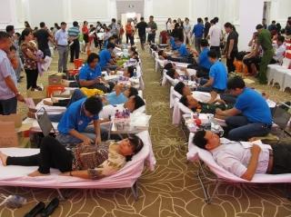 TP.Tây Ninh vận động hiến máu tình nguyện