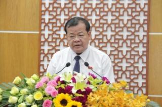 Bầu bổ sung Uỷ viên UBND tỉnh