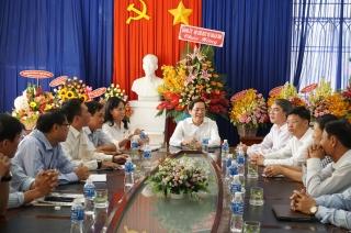 Chuẩn bị sáp nhập Báo Tây Ninh và Đài Phát thanh- Truyền hình tỉnh
