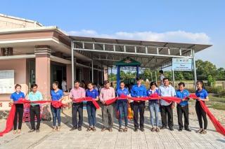 Trảng Bàng: Khánh thành cụm trò chơi thiếu nhi tại xã Phước Lưu
