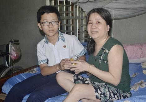 Niềm hy vọng của mẹ
