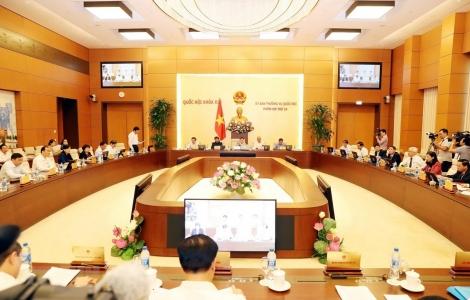 Phân công chuẩn bị Phiên họp thứ 40 của UBTVQH