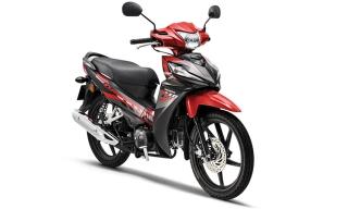 Honda Wave Alpha mới giá từ 1.000 USD
