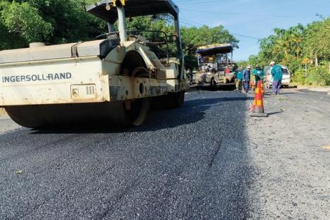 Đẩy nhanh tiến độ thi công một số dự án giao thông quan trọng