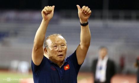 HLV Park: 'Sẽ chiến đấu vì giấc mơ 60 năm của Việt Nam ở SEA Games'