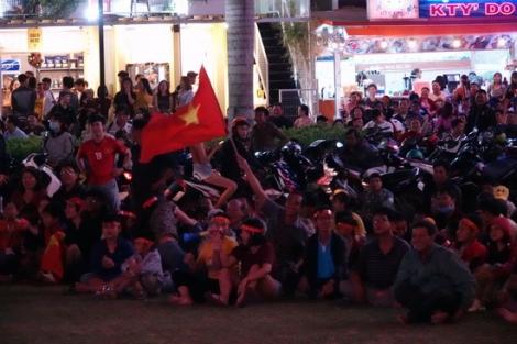 U22 Việt Nam vào chung kết, người dân Tây Ninh đổ ra đường chúc mừng