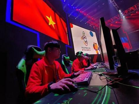 Tuyển eSport Dota 2 Việt Nam thua Philippines