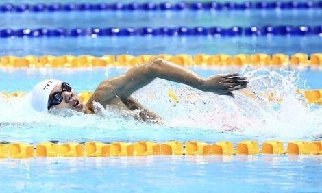 Huy Hoàng được quy hoạch để thi đấu Olympic