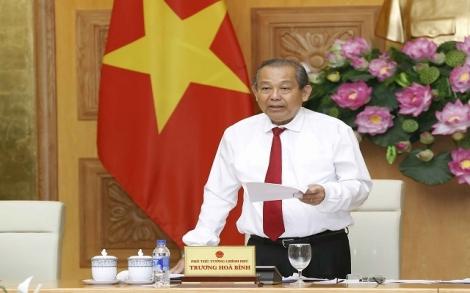 Phó Thủ tướng Thường trực Chính phủ lên đường thăm chính thức Lào và Campuchia