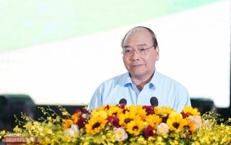 Thủ tướng nhắc đến Ánh Viên khi nói về khát vọng của nông dân Việt Nam