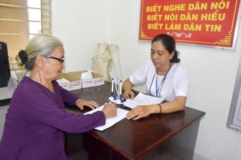 Văn phòng Đoàn ĐBQH, HĐND, UBND tỉnh và huyện Tân Châu đứng đầu