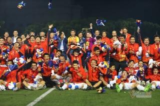 Hành trình lên ngôi vô địch SEA Games 30 của U22 Việt Nam